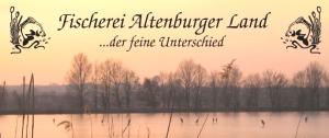 Fischerei Altenburger Land